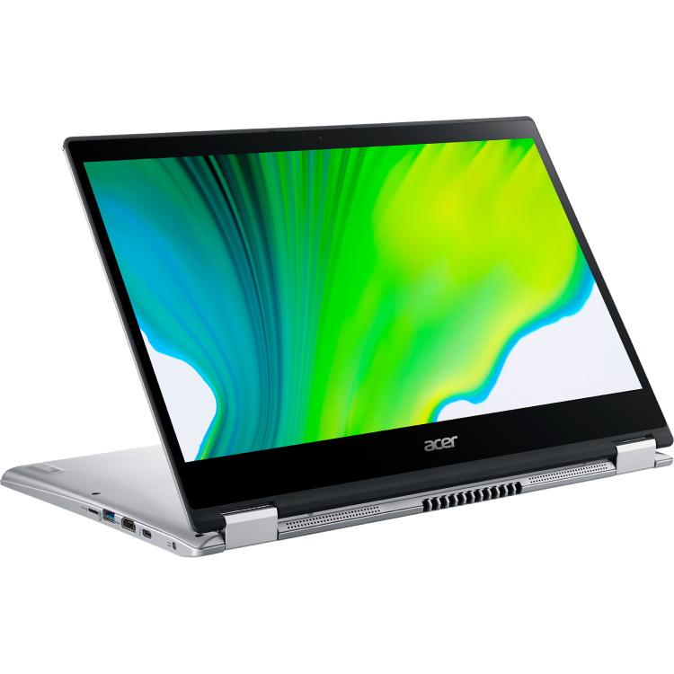 Acer Spin 3 SP314-54N-57VR (NX.HQ7EH.003), 14 2-in-1 512 GB SSD, WLAN, BT, Touch, Win 10