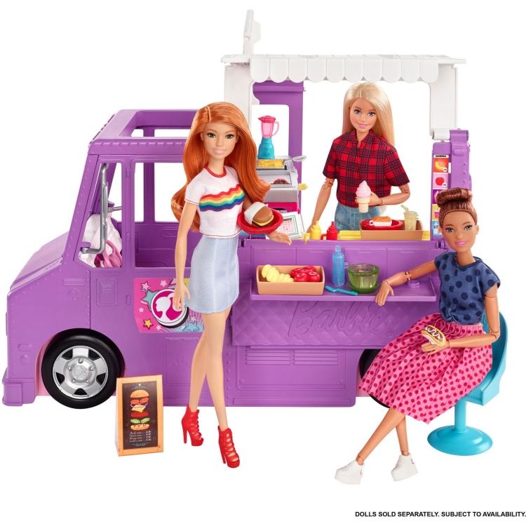 Mattel Food Truck
