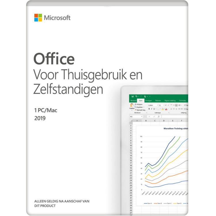 Microsoft Office Home & Business 2019 software Nederlands