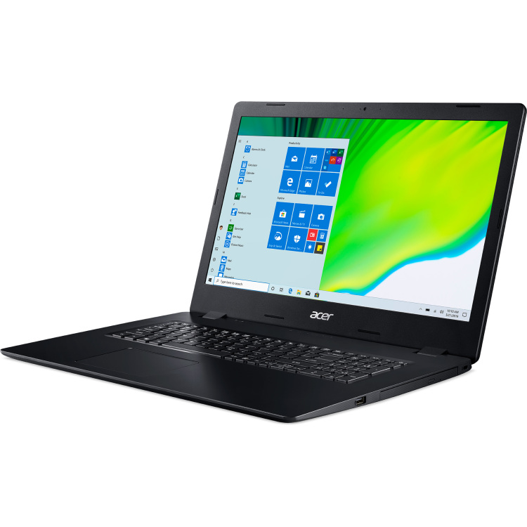 Acer Aspire 3 A317-52-31ZH (NX.HZWEH.01E), 17.3 laptop 256 GB SSD, WLAN, Win 10 Home