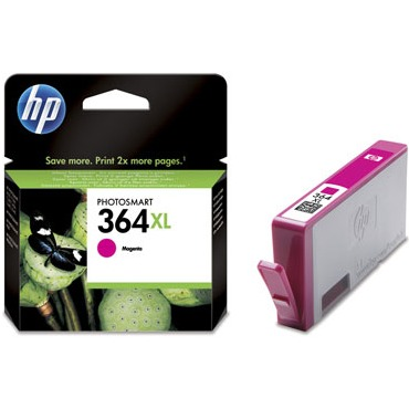 Image of 364XL high-capacity magenta inktcartridge