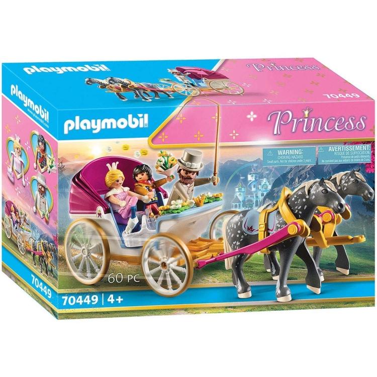 PLAYMOBIL Princess - Romantische Paardenkoets 70449