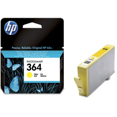 Image of 364 gele inktcartridge
