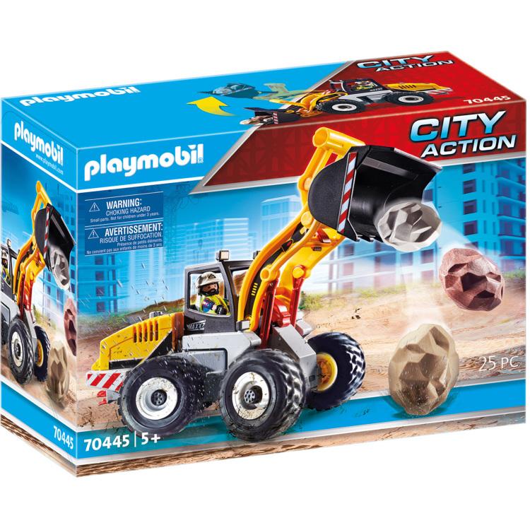 Alternate-PLAYMOBIL City Action - Wiellader 70445-aanbieding