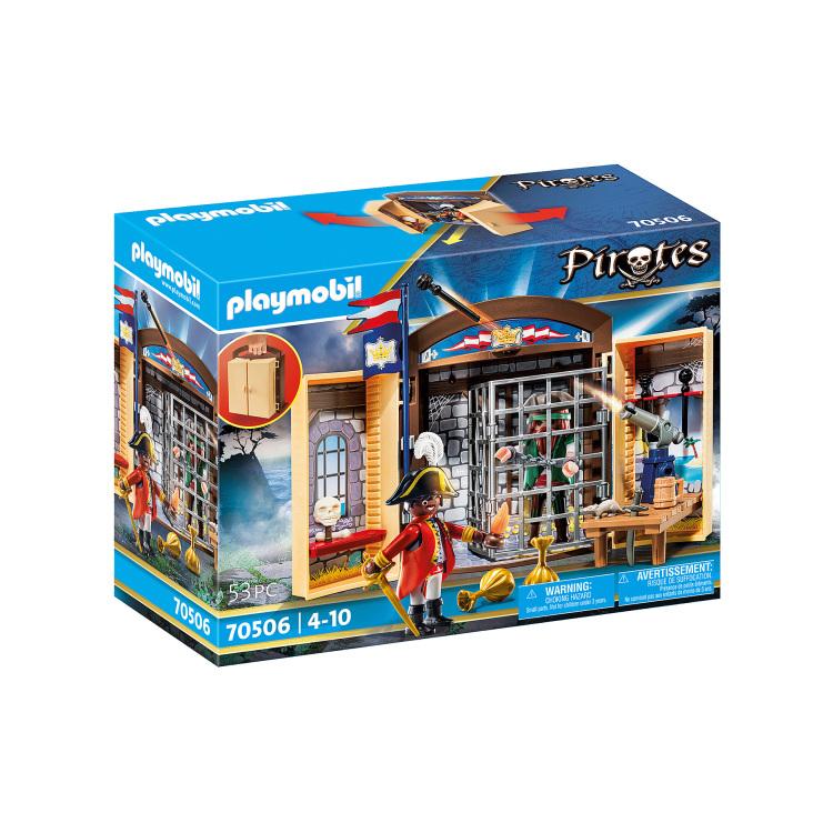 Alternate-PLAYMOBIL Pirates - Piratenavontuur speelbox 70506-aanbieding