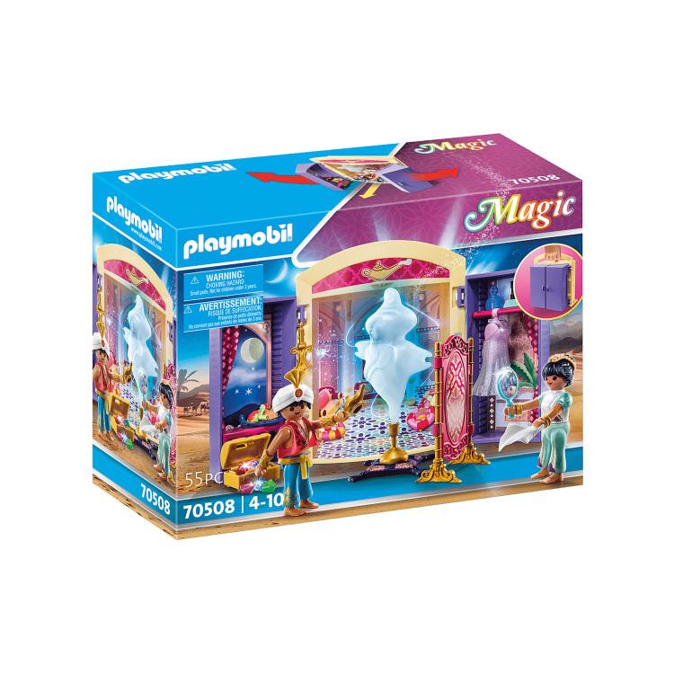 PLAYMOBIL Magic - Oosterse prinses speelbox 70508