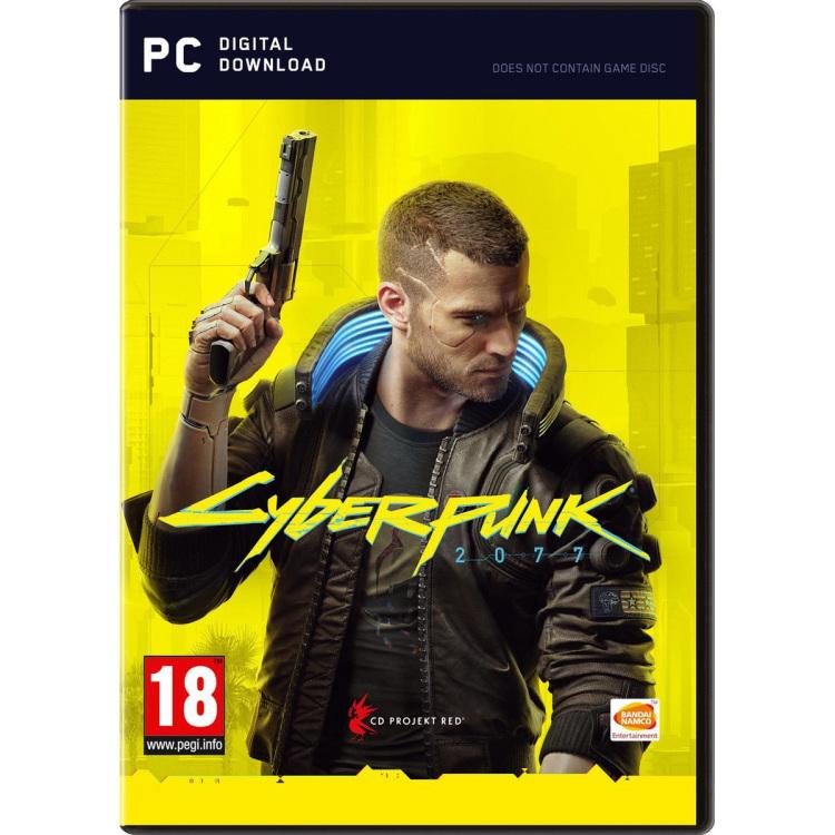 Bandai Namco Cyberpunk 2077 software Pc
