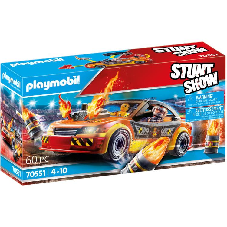 Alternate-PLAYMOBIL Stuntshow - Crashcar 70551-aanbieding