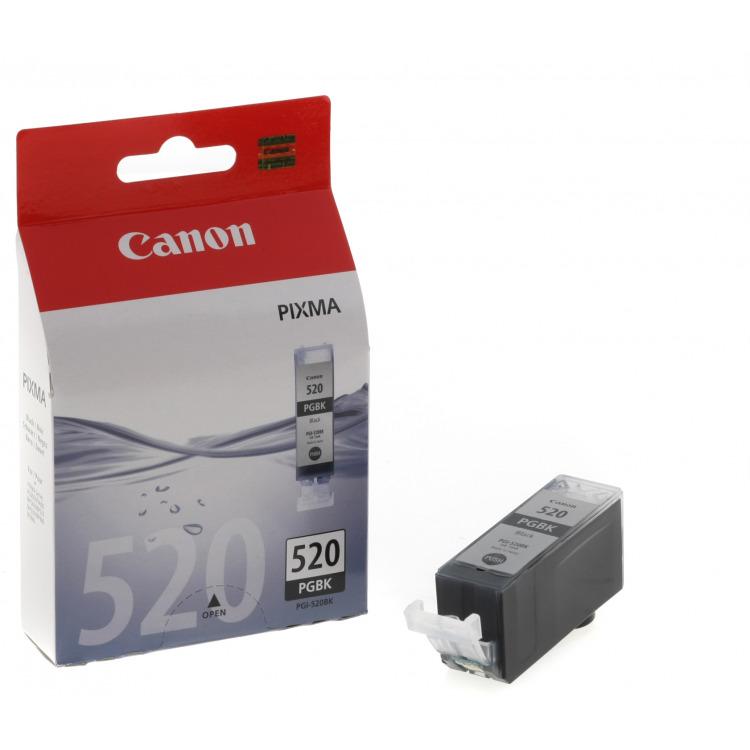 Canon Inktcontainer Pigment »PGI-520Bk«