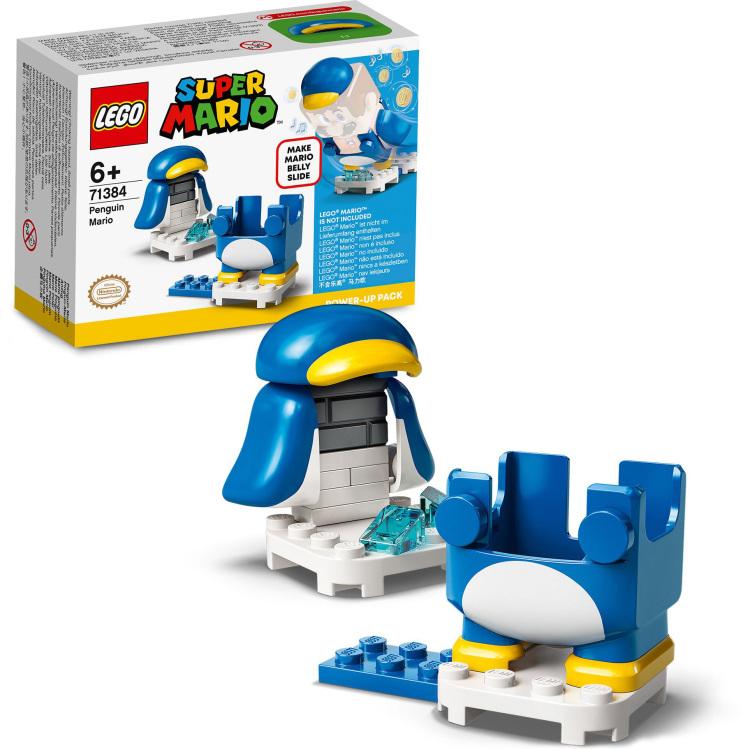 Alternate-LEGO Super Mario - Power-uppakket: Pinguïn-Mario 71384-aanbieding