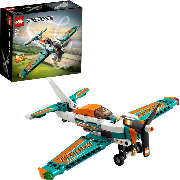 Alternate-LEGO Technic - Racevliegtuig 42117-aanbieding