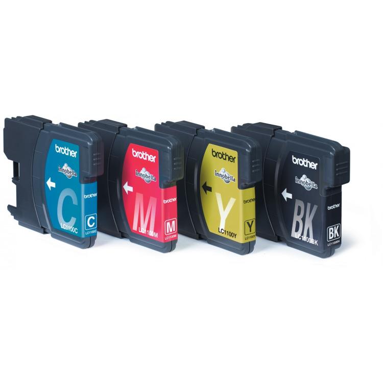 LC 1100 inktcartridge zwart en