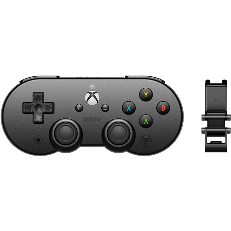 8BitDo SN30 Pro for Android + Clip gamepad Xbox Cloud-Gaming