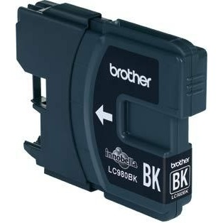 Brother Inktpatroon »LC-980BK«