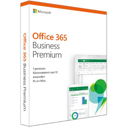 Microsoft Office 365 Business Premium software Nederlands