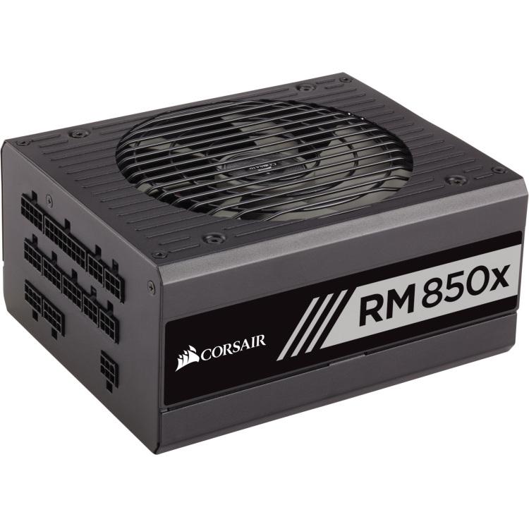 Alternate-Corsair RM850x, 850 Watt voeding 6x PCIe, Full Kabel-management-aanbieding