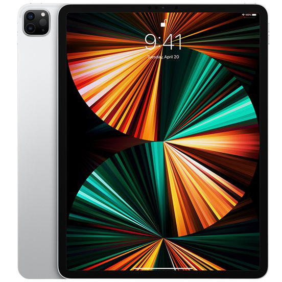 Apple iPad Pro 12.9 WiFi Gen. 5 (MHNG3NF/A) 128GB, iPadOS 14