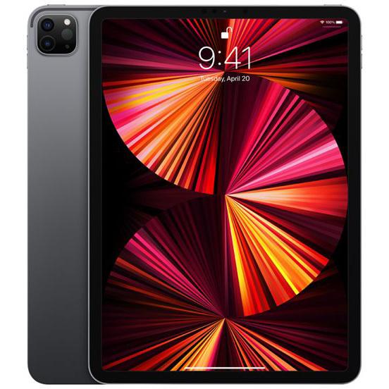 Apple iPad Pro 11 WiFi 3.Gen (MHQU3NF/A) 256GB, iPadOS 14