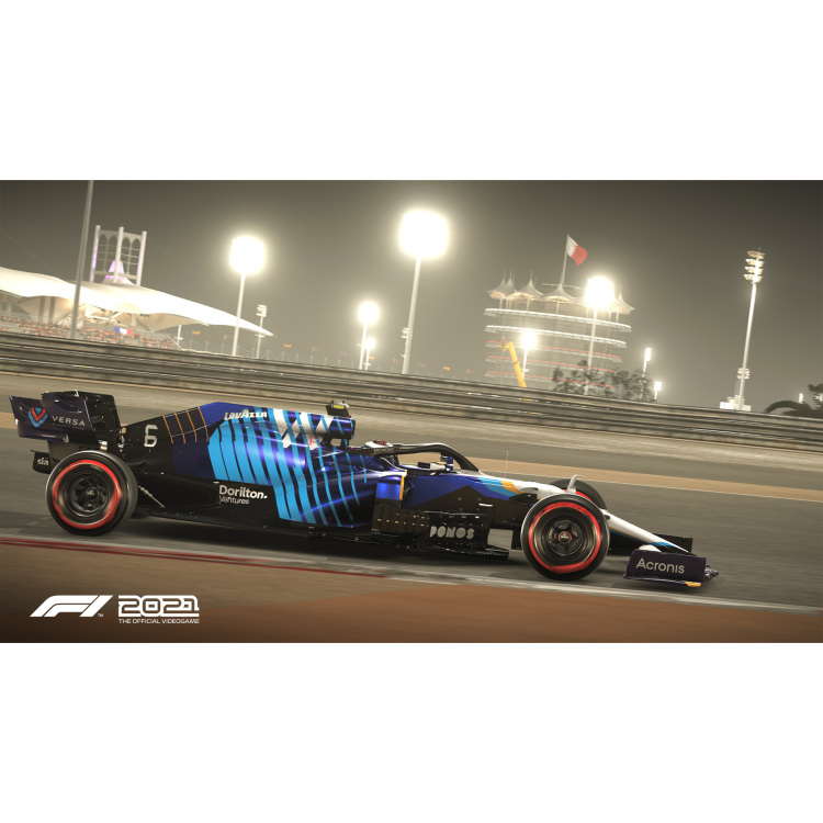 Electronic Arts F1 2021 software Standard Edition