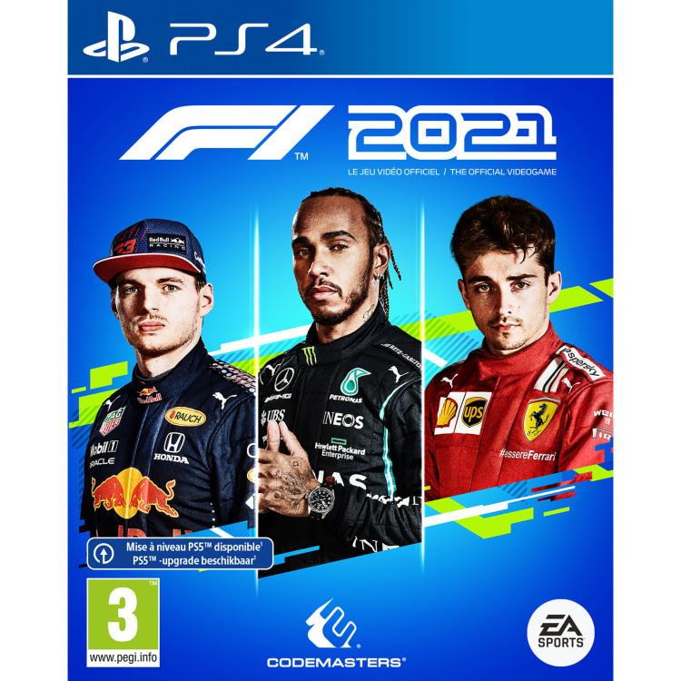 Electronic Arts F1 2021 Standard Edition