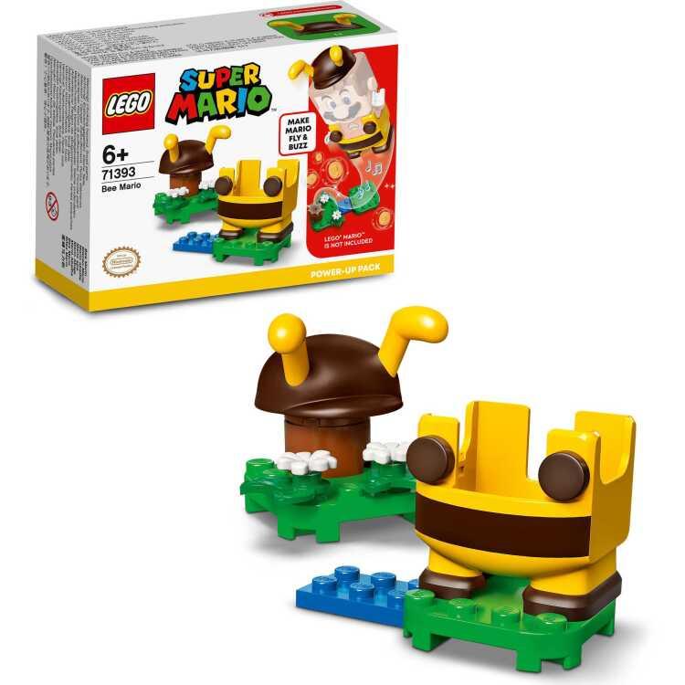 Alternate-LEGO Super Mario - Power-uppakket: Bijen-Mario 71393-aanbieding