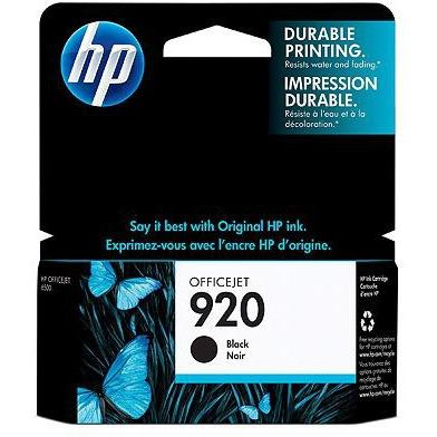 HP Inktpatroon »HP CD971AE« HP 920