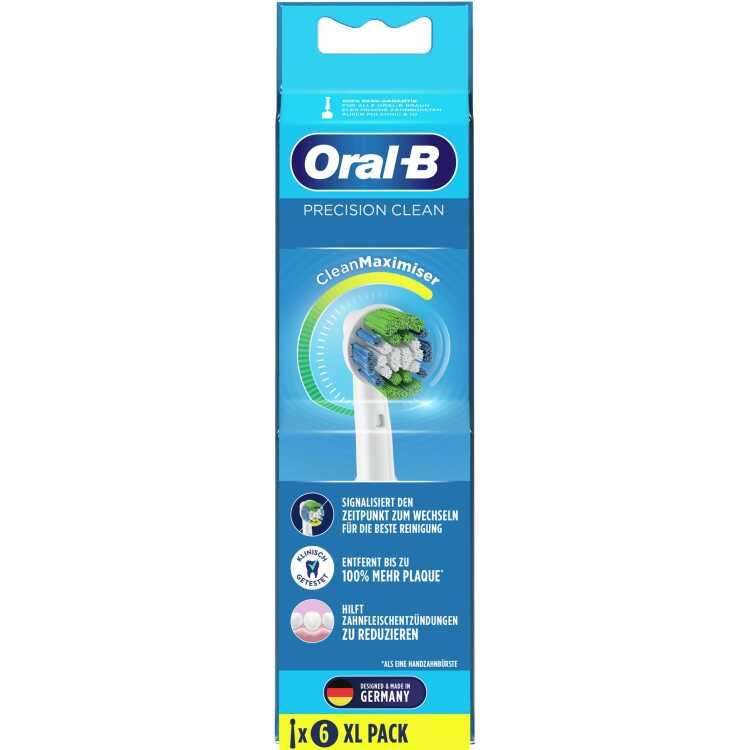 Op HardwareComponenten.nl is alles over verzorging te vinden: waaronder alternate en specifiek Braun Oral-B Precision Clean CleanMaximiser opzetborstel 6 stuks