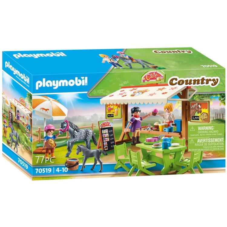Alternate-PLAYMOBIL Country - Ponycafé 70519-aanbieding