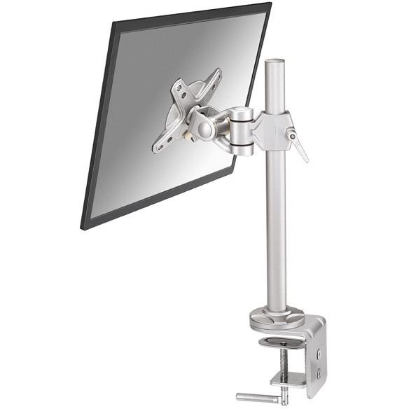 NewStarFPMA-D1010- Draaibare monitorarm - Geschikt voor 1 scherm van 10 t/m 24 inch - Zilver
