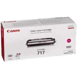 Canon 717 - Tonercartridge / Cyaan