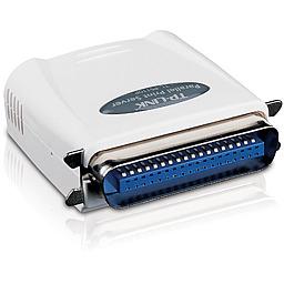 Print server for parallel port