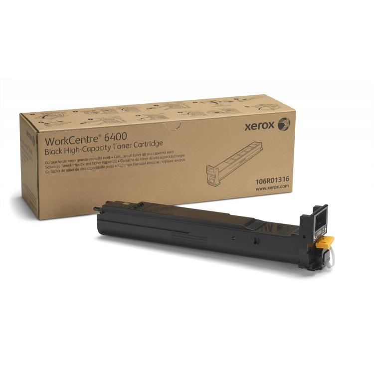 Xerox 106R01316 Tonercartridge - Zwart