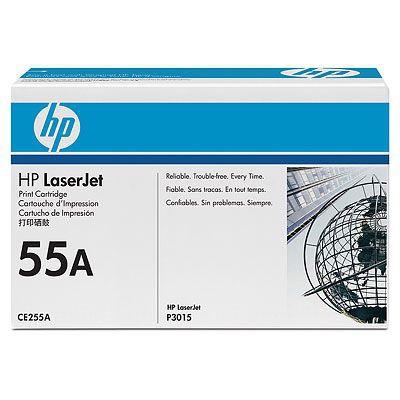 HP Toner »HP CE255A«