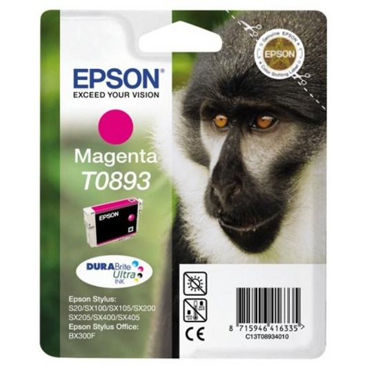 Epson Inktpatroon »T08934010«