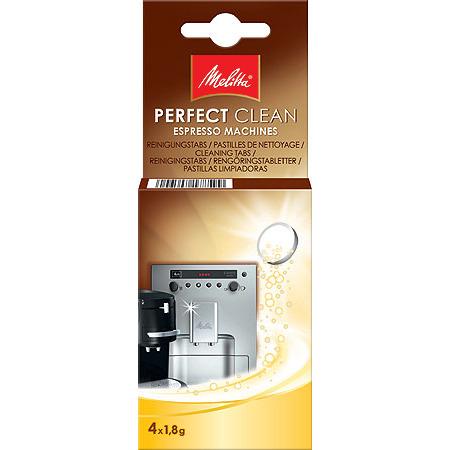 Perfect clean tabs (4 stuks) Accessoire