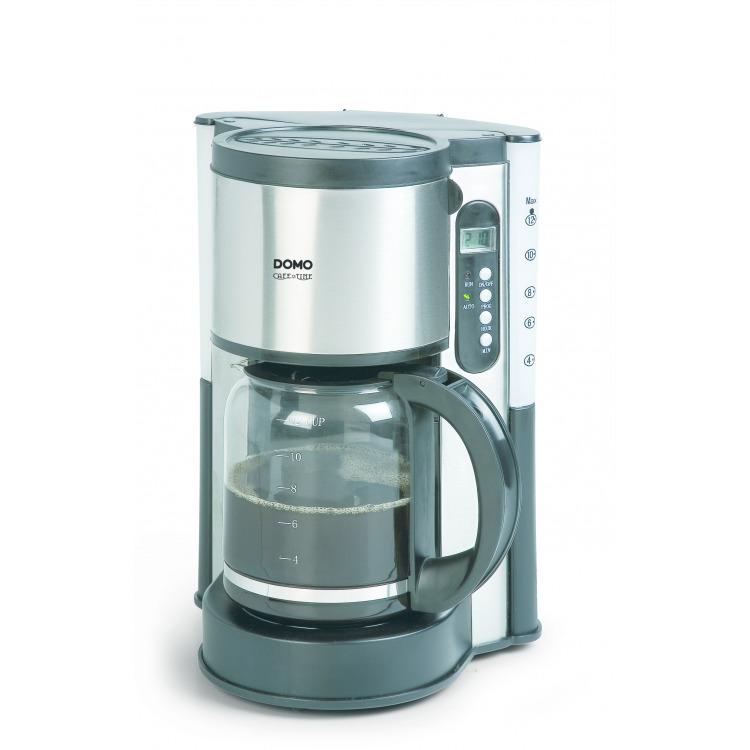Domo DO417KT Koffiezetapparaat Timer