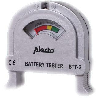 Alecto Univ Batt.tester Btt2