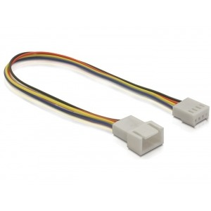 DeLOCK Cable Fan 4pin (82429)