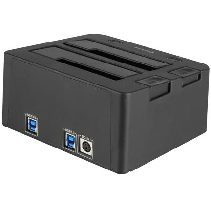 Image of SATA Quickport Duo USB3.0