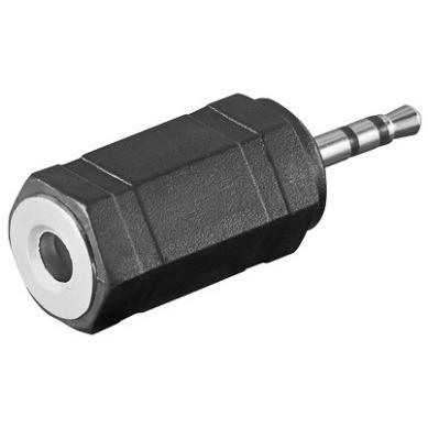 Adapter 2,5mm Jack > 3,5mm Jack