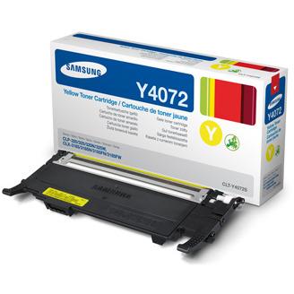 Samsung Tonerpatroon »CLT-Y4072S/ELS«