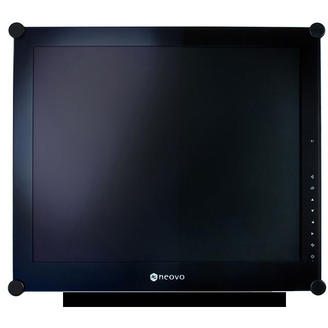 SX19-Plus\Security 19i LCD (Analog/Digital DVI)\1280x1024\Glass Plate\170° VA\700:1\300cd\BNC I+Out\ 5ms