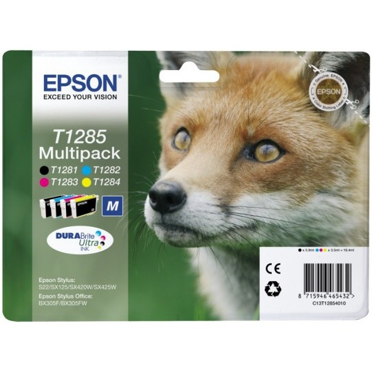 Epson Inktpatronenset »T1285«