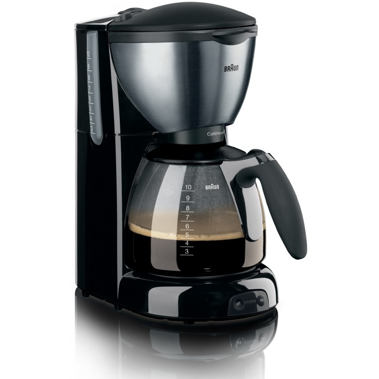 Braun CafeHouse Pure Aroma Deluxe KF570