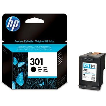 Image of 301 inktcartridge zwart (CH561EE)