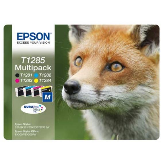 Epson T1285 - Inktcartridge / Kleur