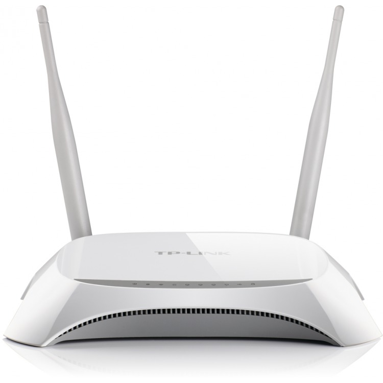 TP-Link 3G/4G Wireless N Router TL-MR3420