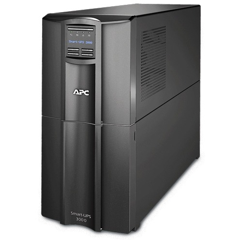 Image of APC by Schneider Electric Smart UPS SMT3000I UPS vermogen van 3000 VA