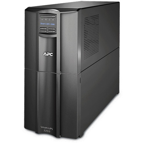 Image of APC by Schneider Electric Smart UPS SMT2200I UPS vermogen van 2200 VA