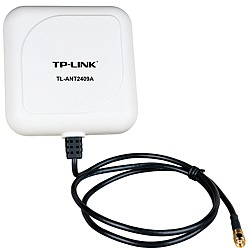 TP-Link TL-ANT2409A Flat Panel Antenne 2.4GHz 9dBi